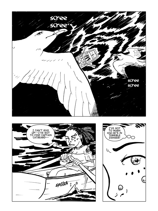 The Tides That Bind, Page 1