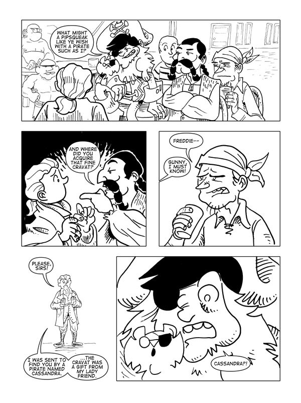 The Tides That Bind, Page 3