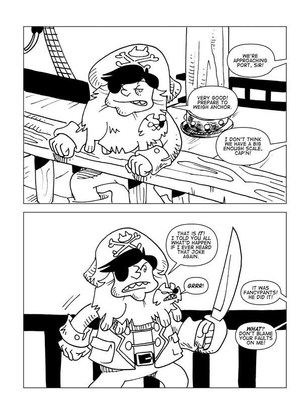 Pirate Vaudeville