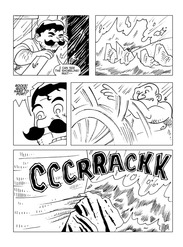 Claws And Effect, Page 4