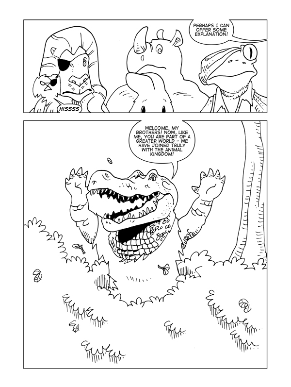 Claws And Effect, Page 13