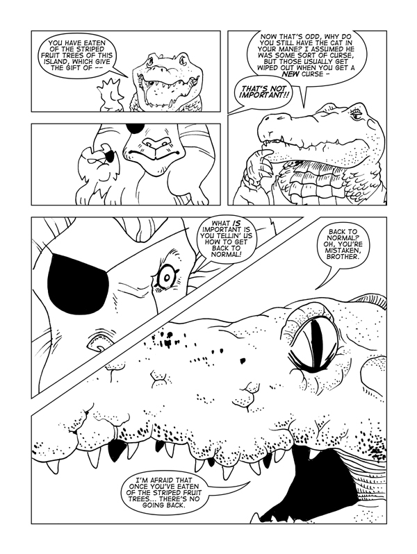 Claws And Effect, Page 14