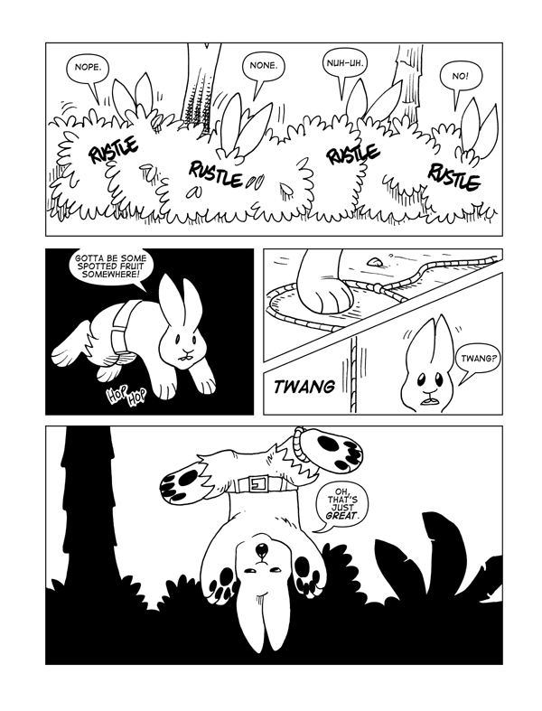 Claws And Effect, Page 18