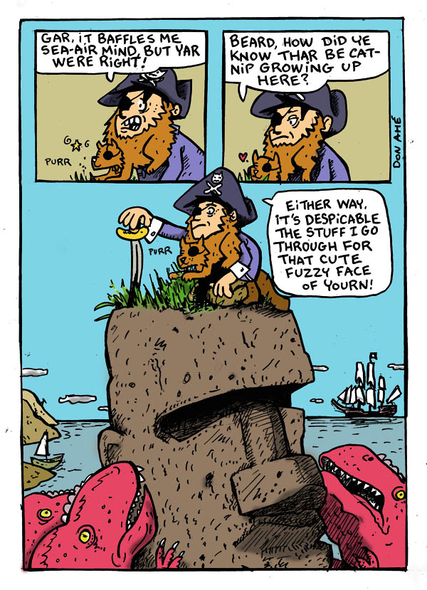 Guest Comic – Don van der Ahe