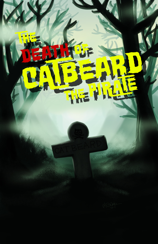 The Death Of Catbeard The Pirate