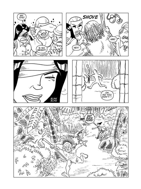 The Death Of Catbeard The Pirate, Page 5