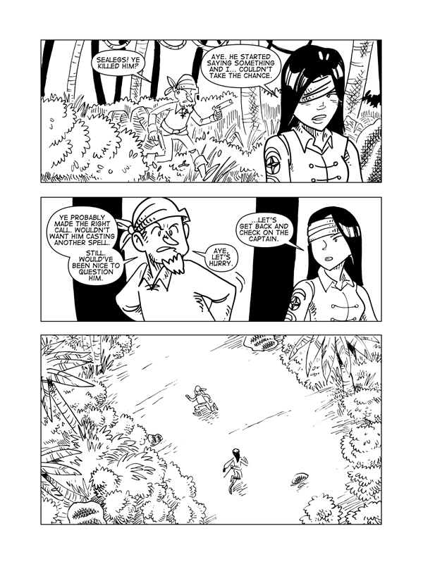 The Death Of Catbeard The Pirate, Page 7