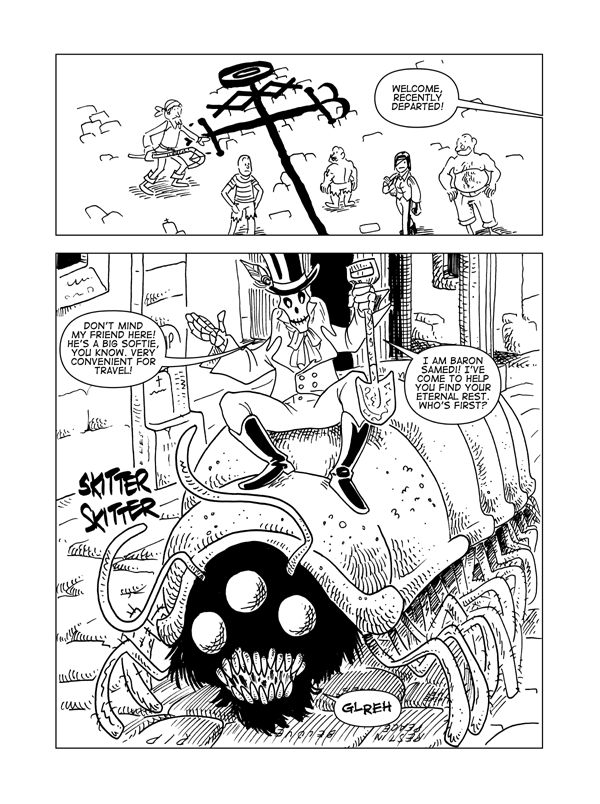 The Death Of Catbeard The Pirate, Page 26