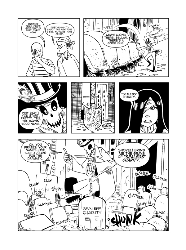 The Death Of Catbeard The Pirate, Page 27