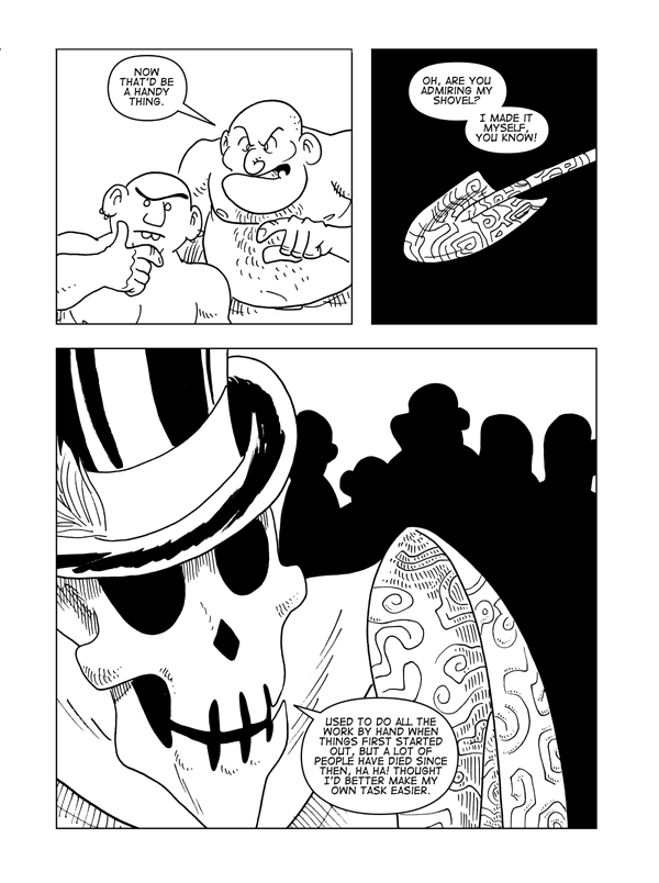 The Death Of Catbeard The Pirate, Page 28