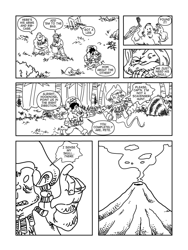 Repugnantes Revisited, Page 16