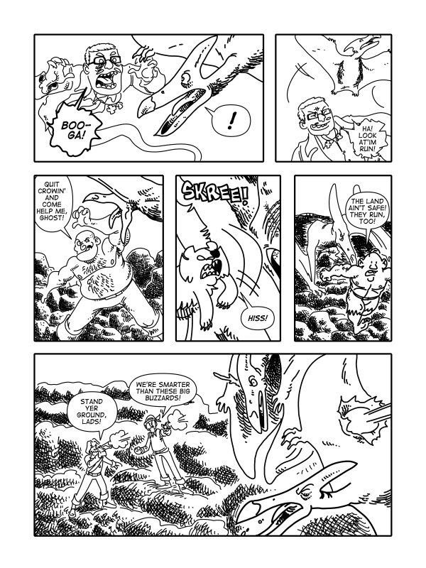 Repugnantes Revisited, Page 19