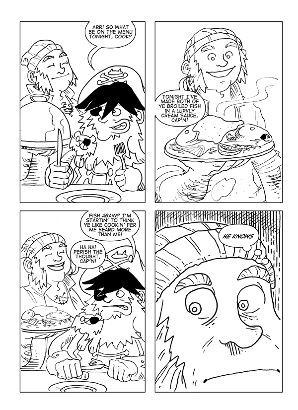 Catbeard Classics: Something Smells Fishy