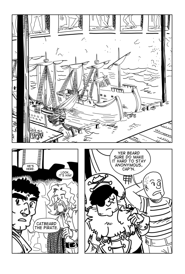 Swords & Sandals, Page 4