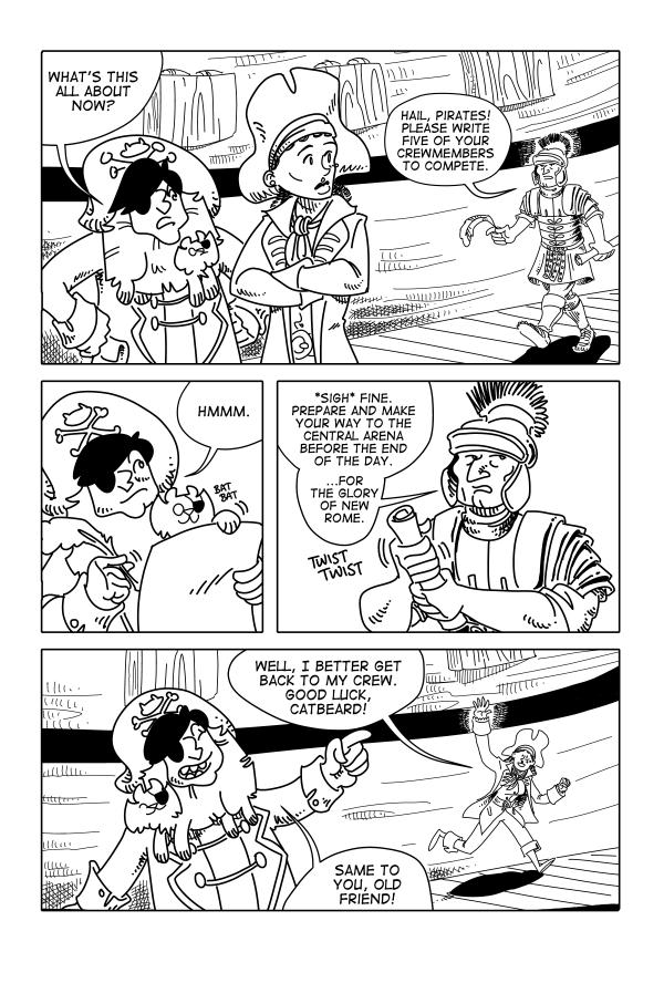 Swords & Sandals, Page 7