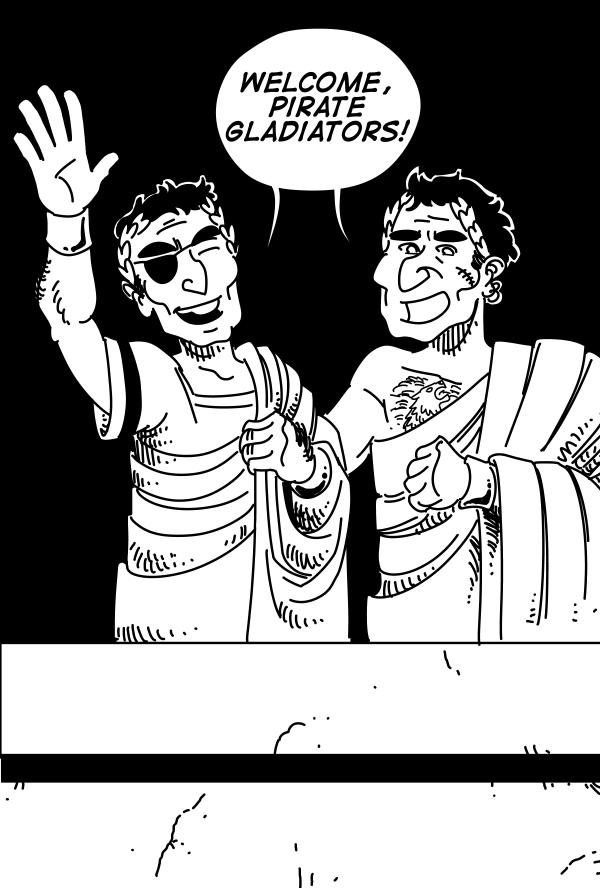 Swords & Sandals, Page 10