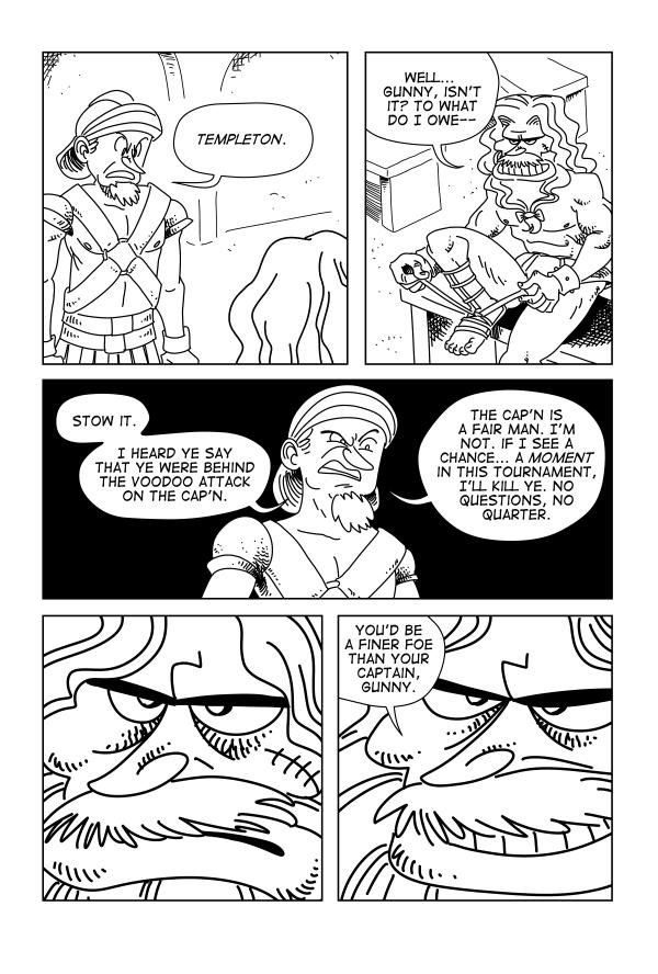 Swords & Sandals, Page 14