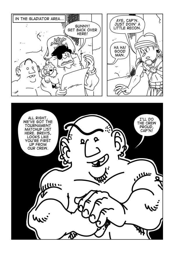 Swords & Sandals, Page 16
