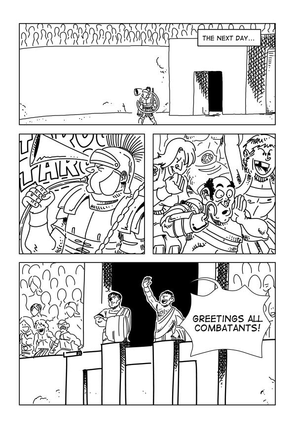 Swords & Sandals, Page 17