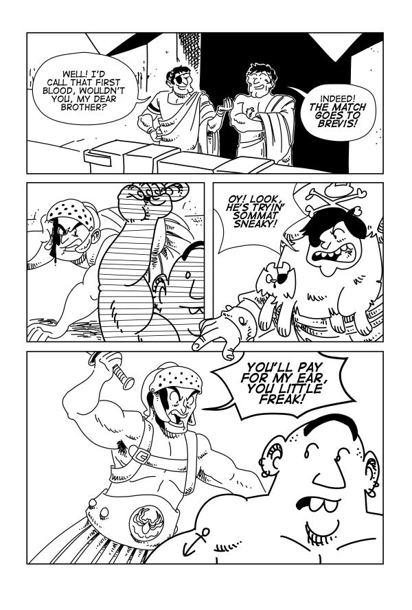 Swords & Sandals, Page 23