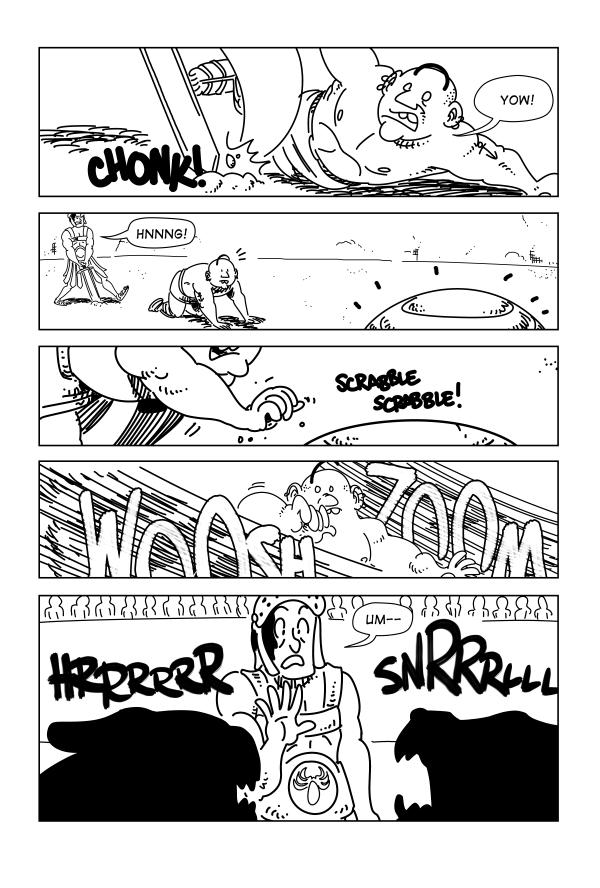 Swords & Sandals, Page 24