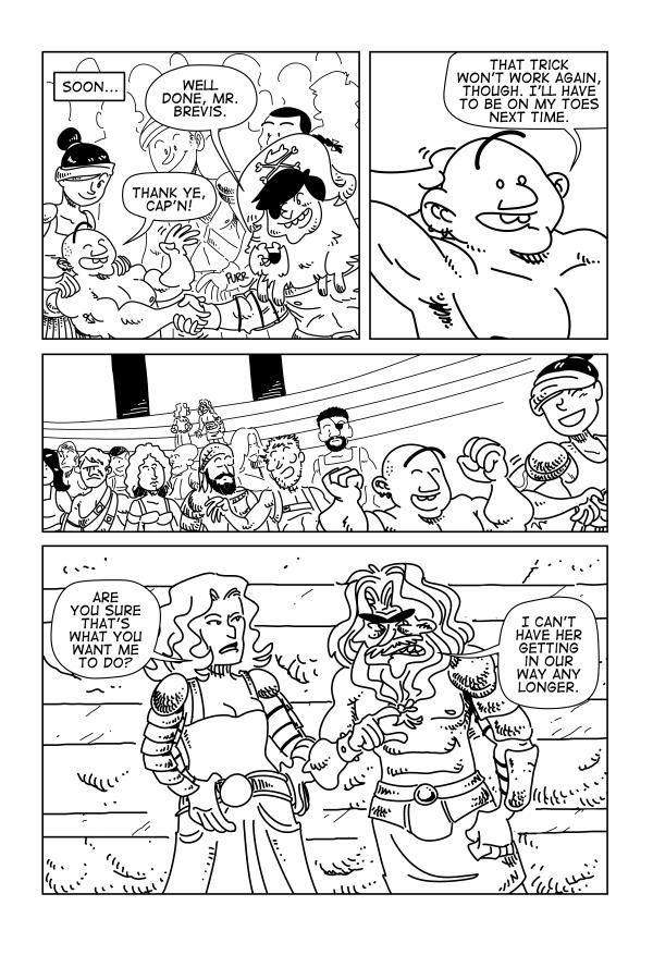 Swords & Sandals, Page 26