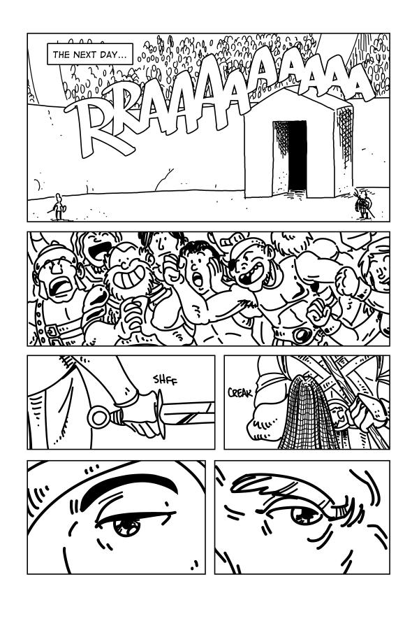 Swords & Sandals, Page 38