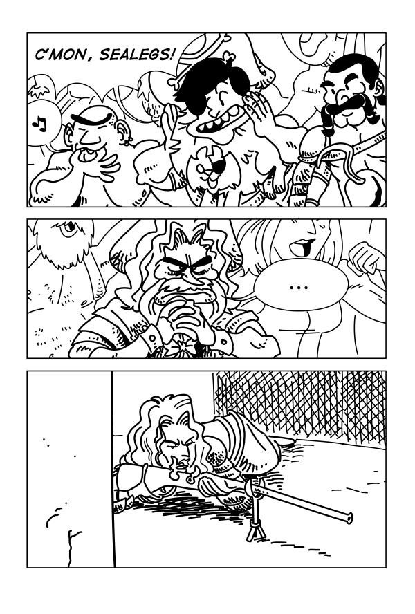 Swords & Sandals, Page 39