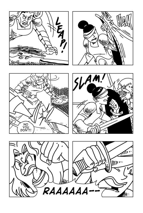 Swords & Sandals, Page 43