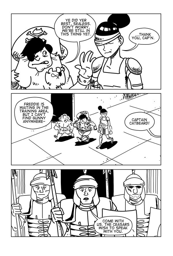Swords & Sandals, Page 46