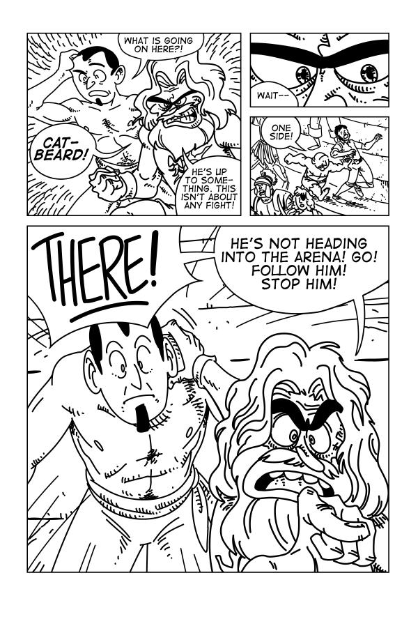 Swords & Sandals, Page 58