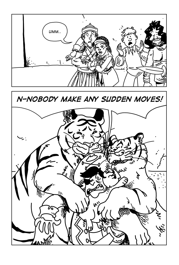 Swords & Sandals, Page 62