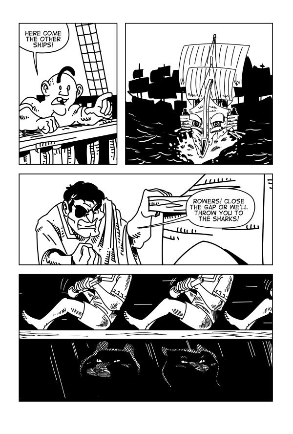 Swords & Sandals, Page 79
