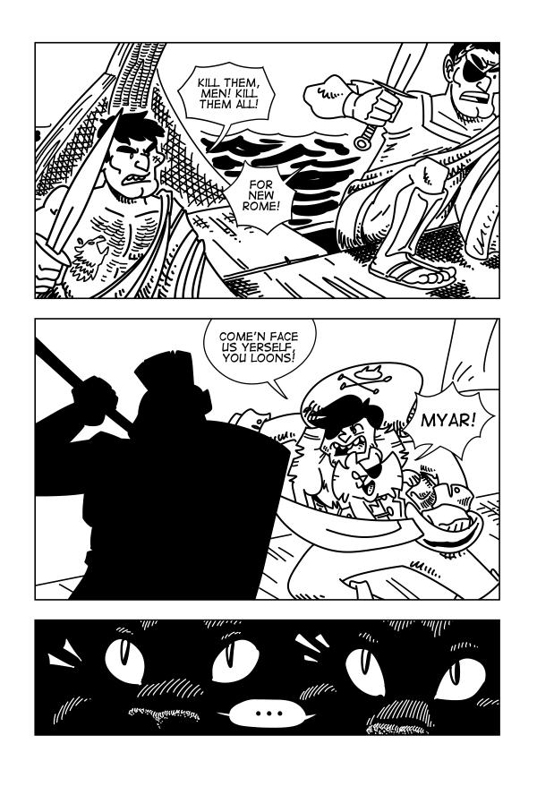 Swords & Sandals, Page 87