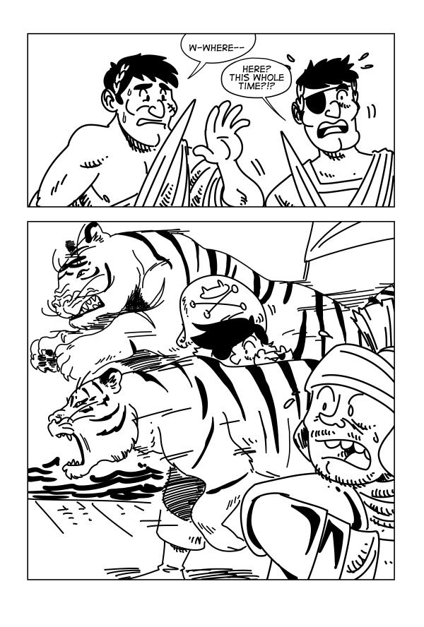 Swords & Sandals, Page 89