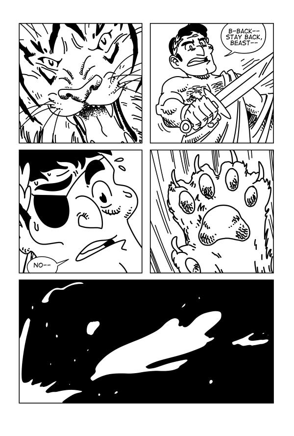 Swords & Sandals, Page 90