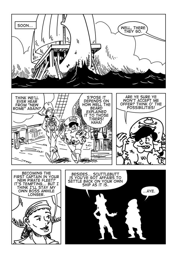 Swords & Sandals, Page 94