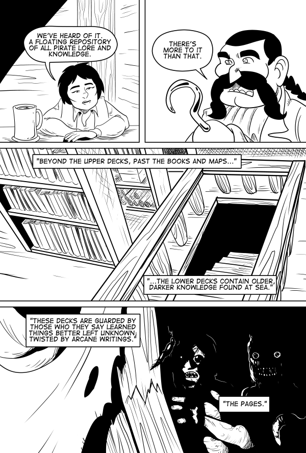 Attack The Stacks, Page 7