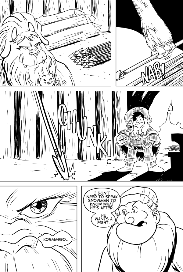 Yeti Or Not, Page 11