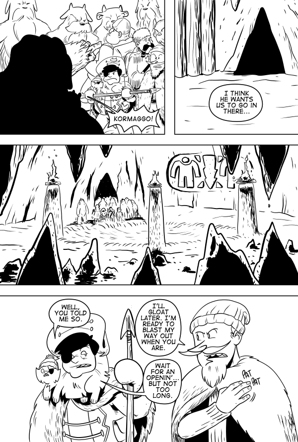 Yeti Or Not, Page 12