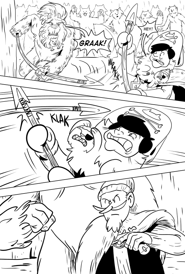 Yeti Or Not, Page 13