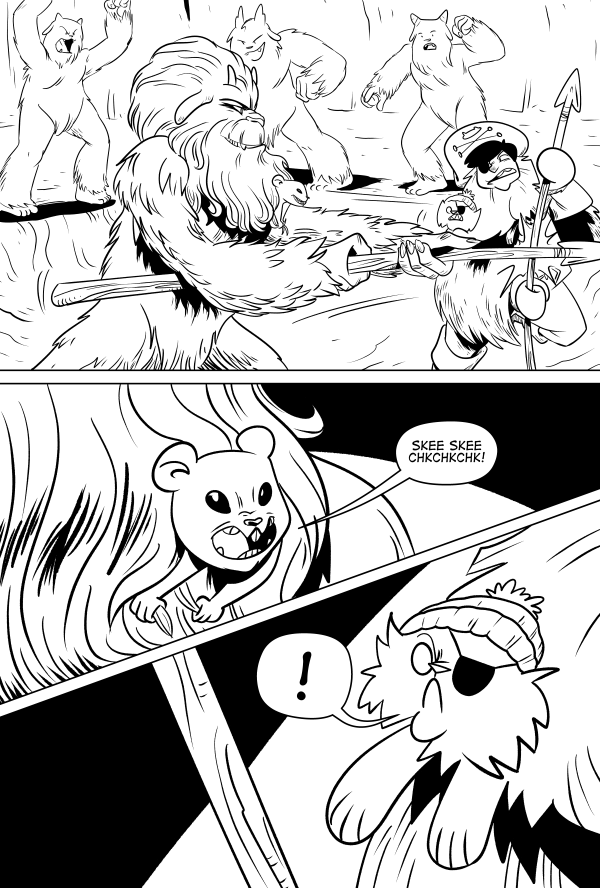 Yeti Or Not, Page 14