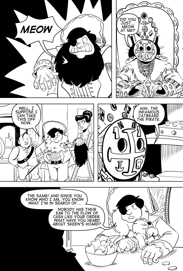 The Church Of The Holy Doubloon, Page 10