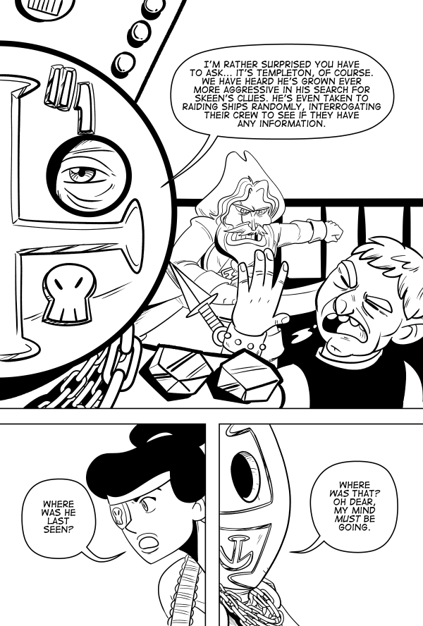 The Church Of The Holy Doubloon, Page 12